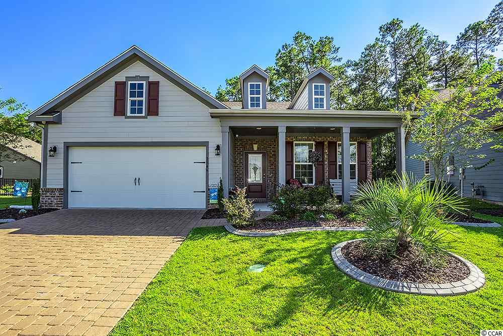 Detached MLS:1820007   1846 Cart Ln. Myrtle Beach SC