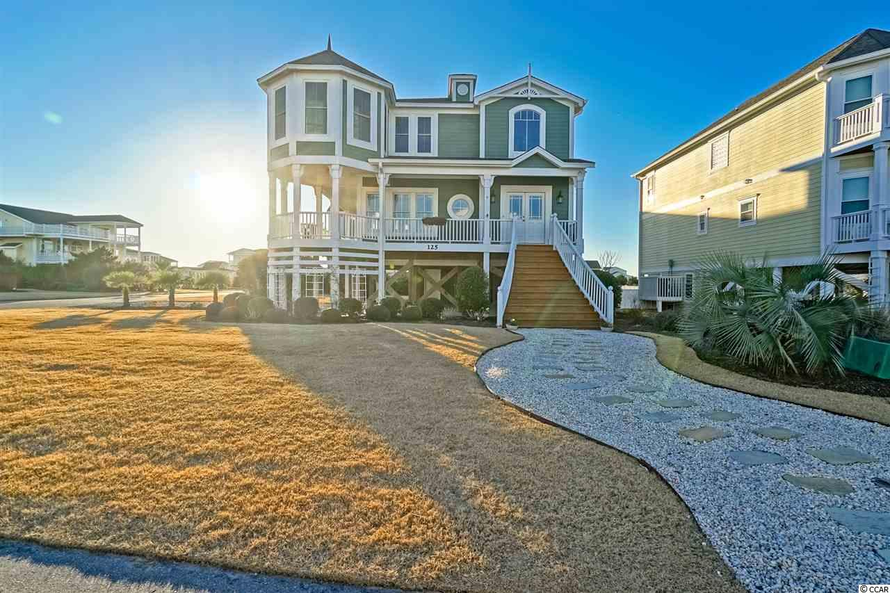 Detached MLS:1820032   125 Ferry Rd. Holden Beach NC