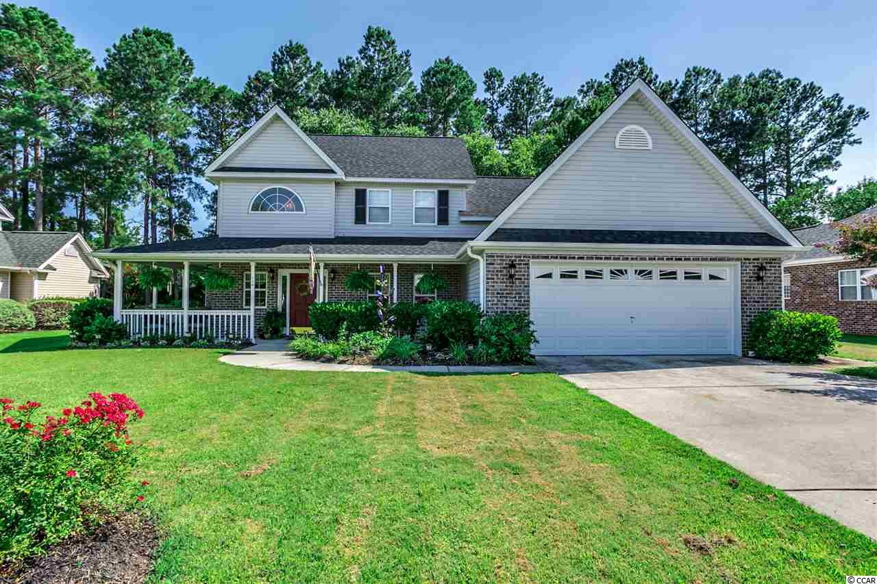 Detached MLS:1820052   509 Primrose Ct. Myrtle Beach SC