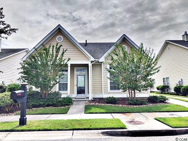Detached MLS:1820088   1587 Tradition Ave. Myrtle Beach SC