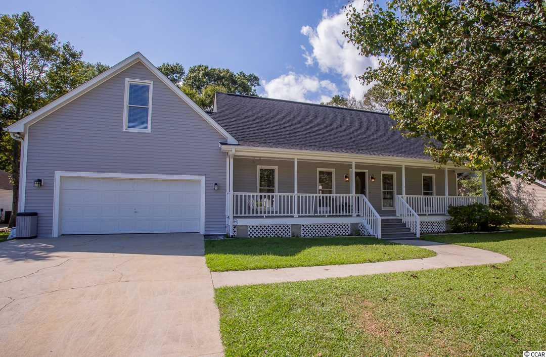 Detached MLS:1820096   1301 Yacht Dr. Myrtle Beach SC