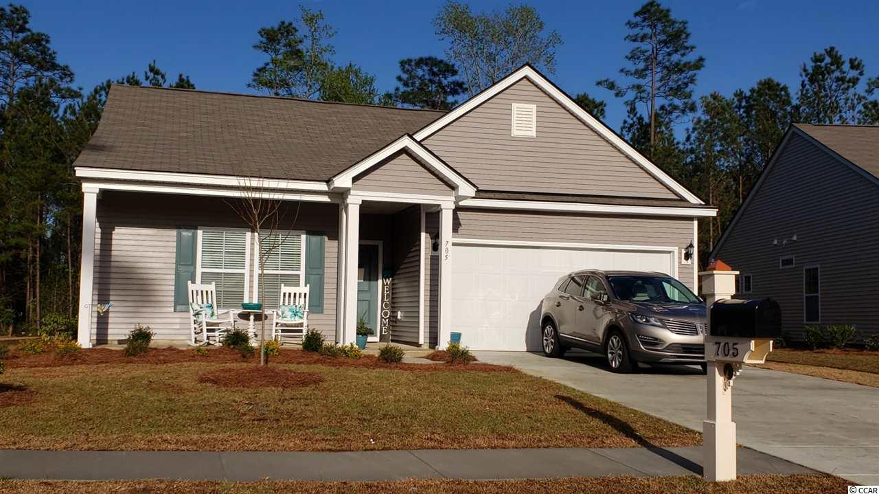 Detached MLS:1820107   705 Devon Estate Ave. Myrtle Beach SC