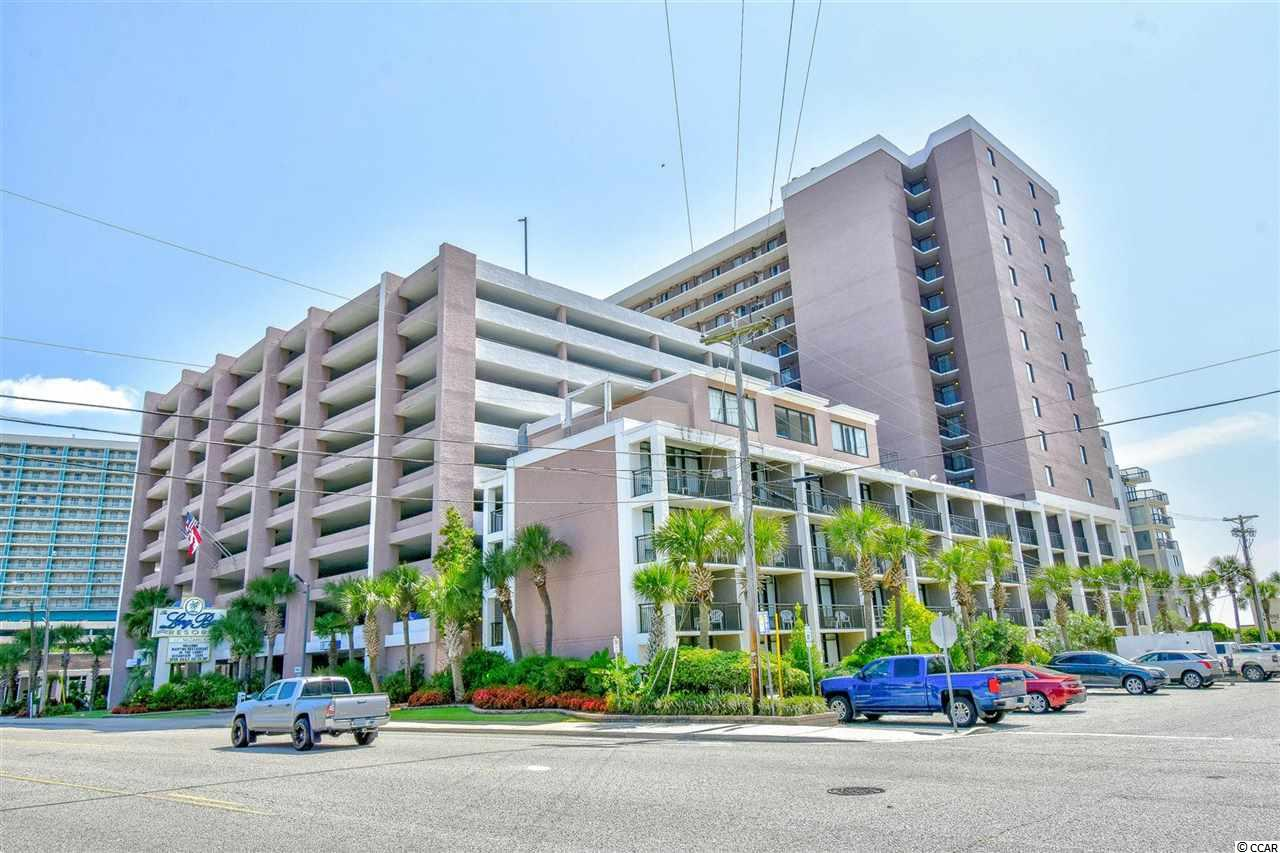 Ocean Front Condo in Long Bay Resort : Myrtle Beach South Carolina