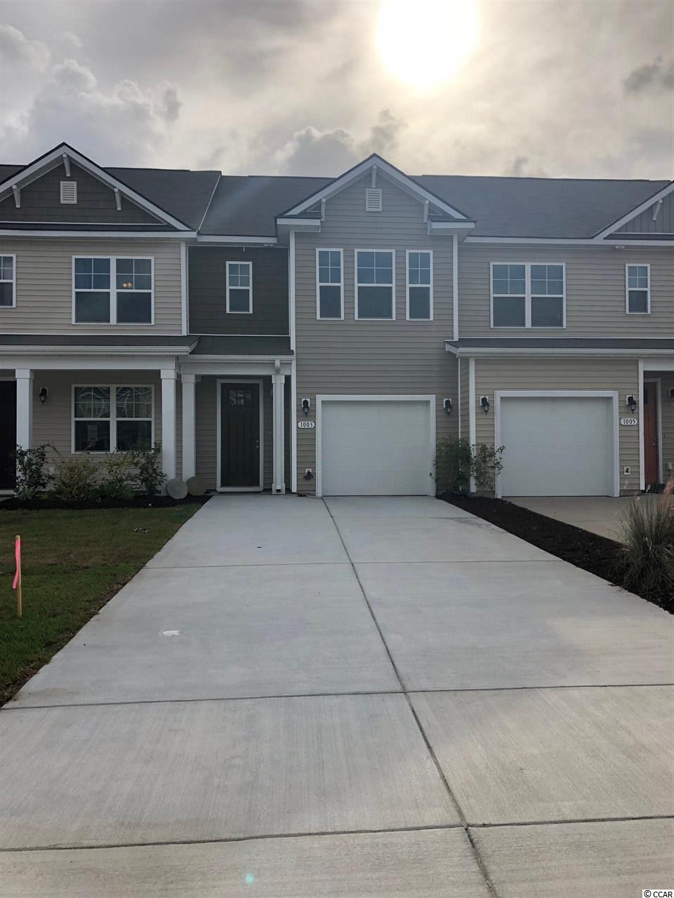 Townhouse MLS:1820158 Fairways at Wild Wing  1003 Tee Shot Dr. Conway SC
