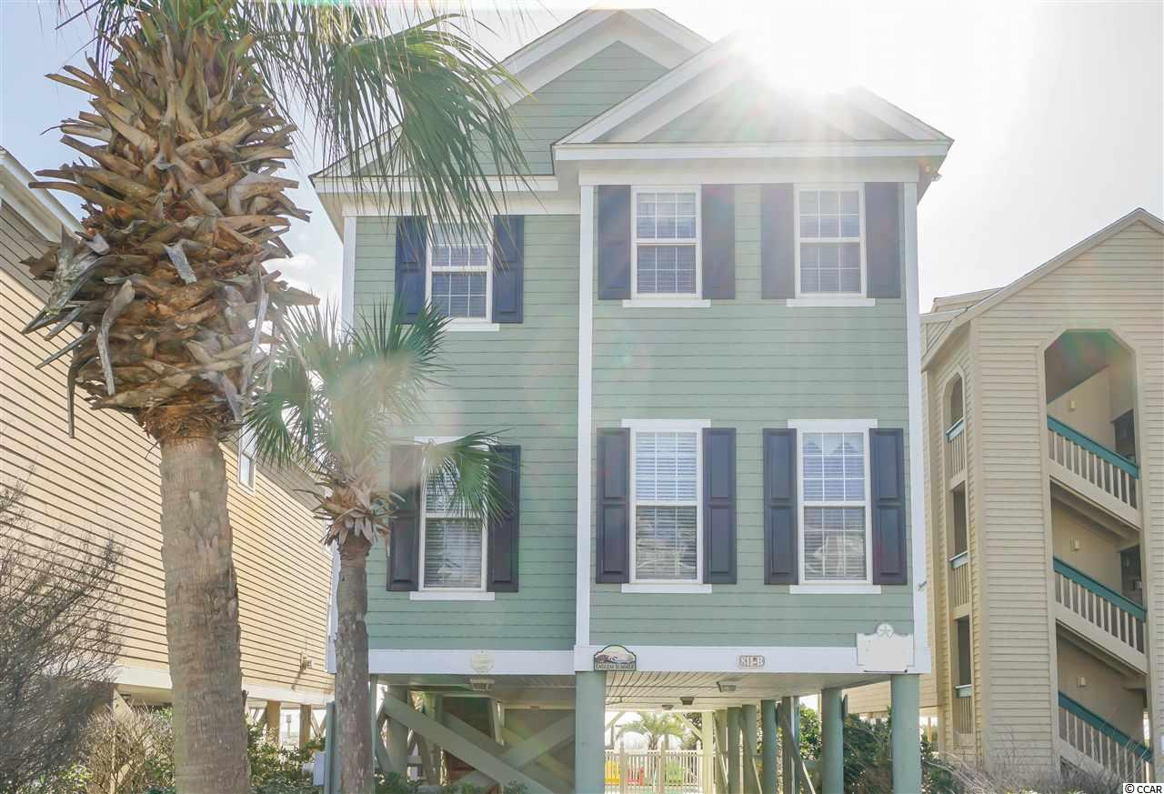 Detached MLS:1820183   811B S Ocean Blvd. Surfside Beach SC