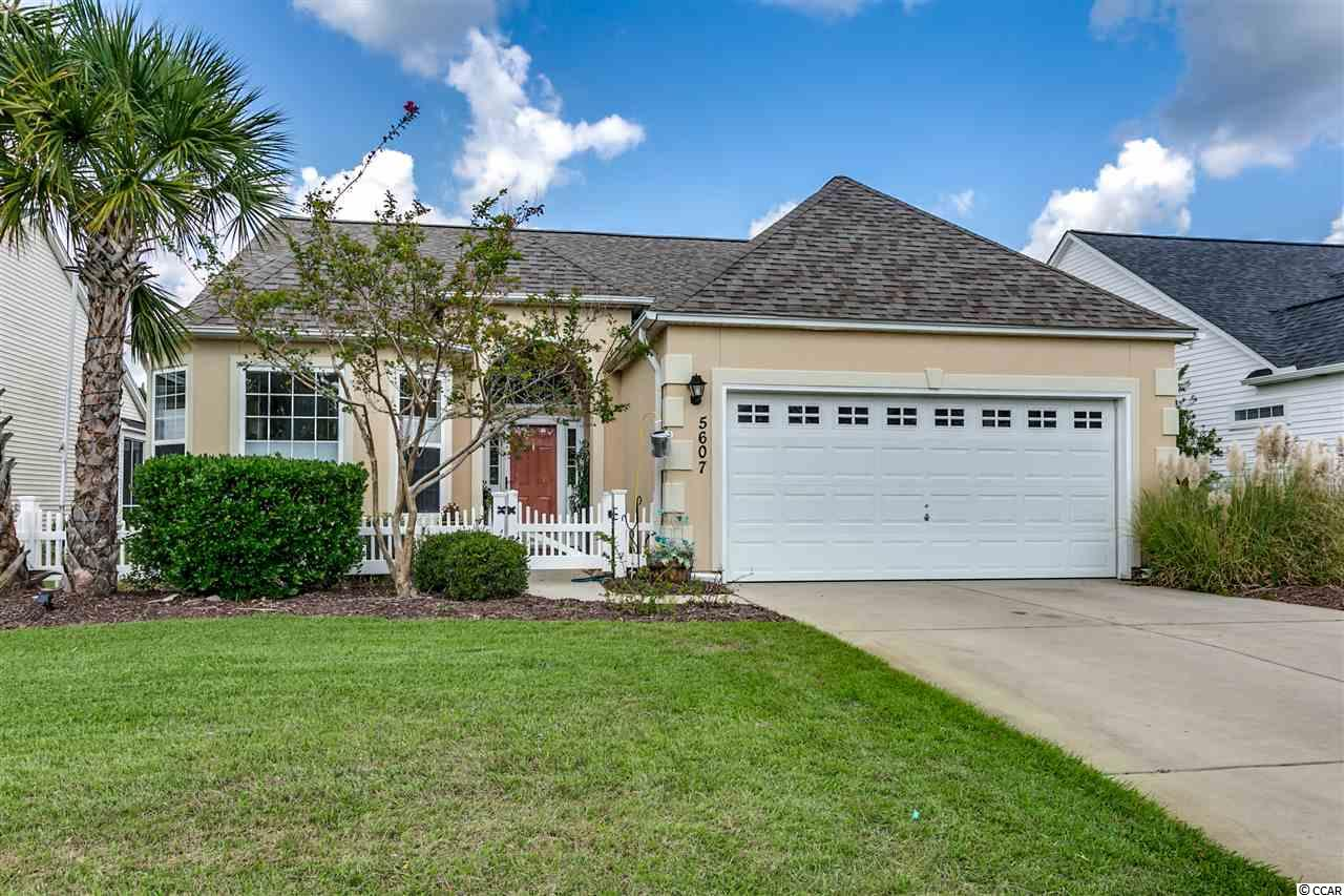 Detached MLS:1820200   5607 Whistling Duck Dr. North Myrtle Beach SC