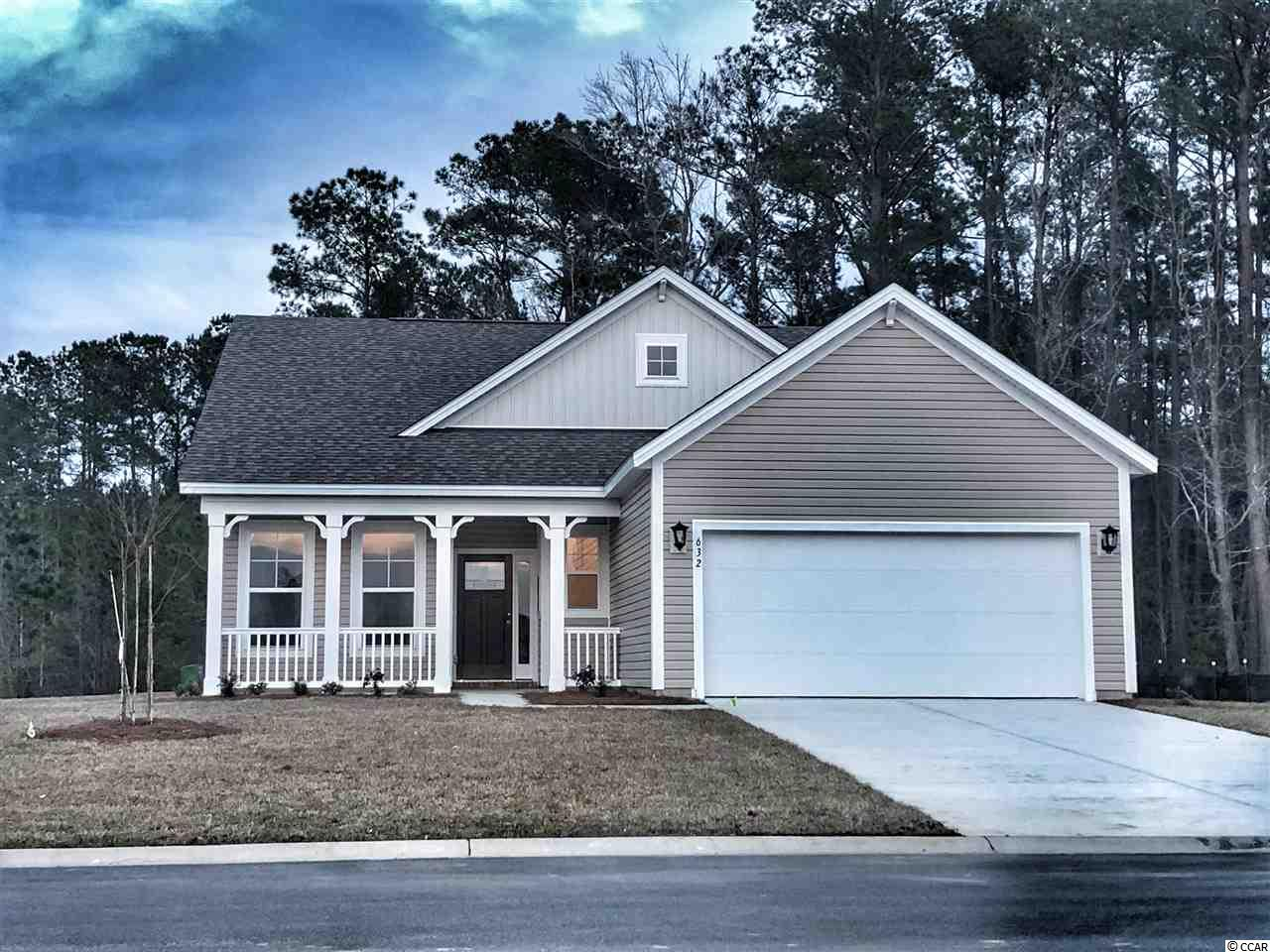 Detached MLS:1820251   632 Dellcastle Ct. Calabash NC