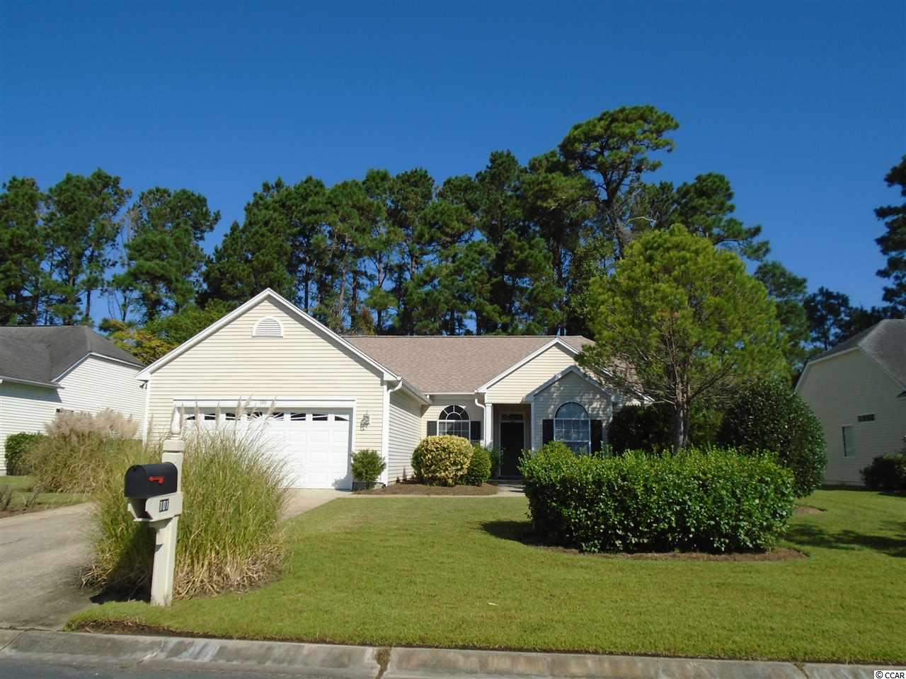 Detached MLS:1820259   101 Cobblestone Dr. Pawleys Island SC