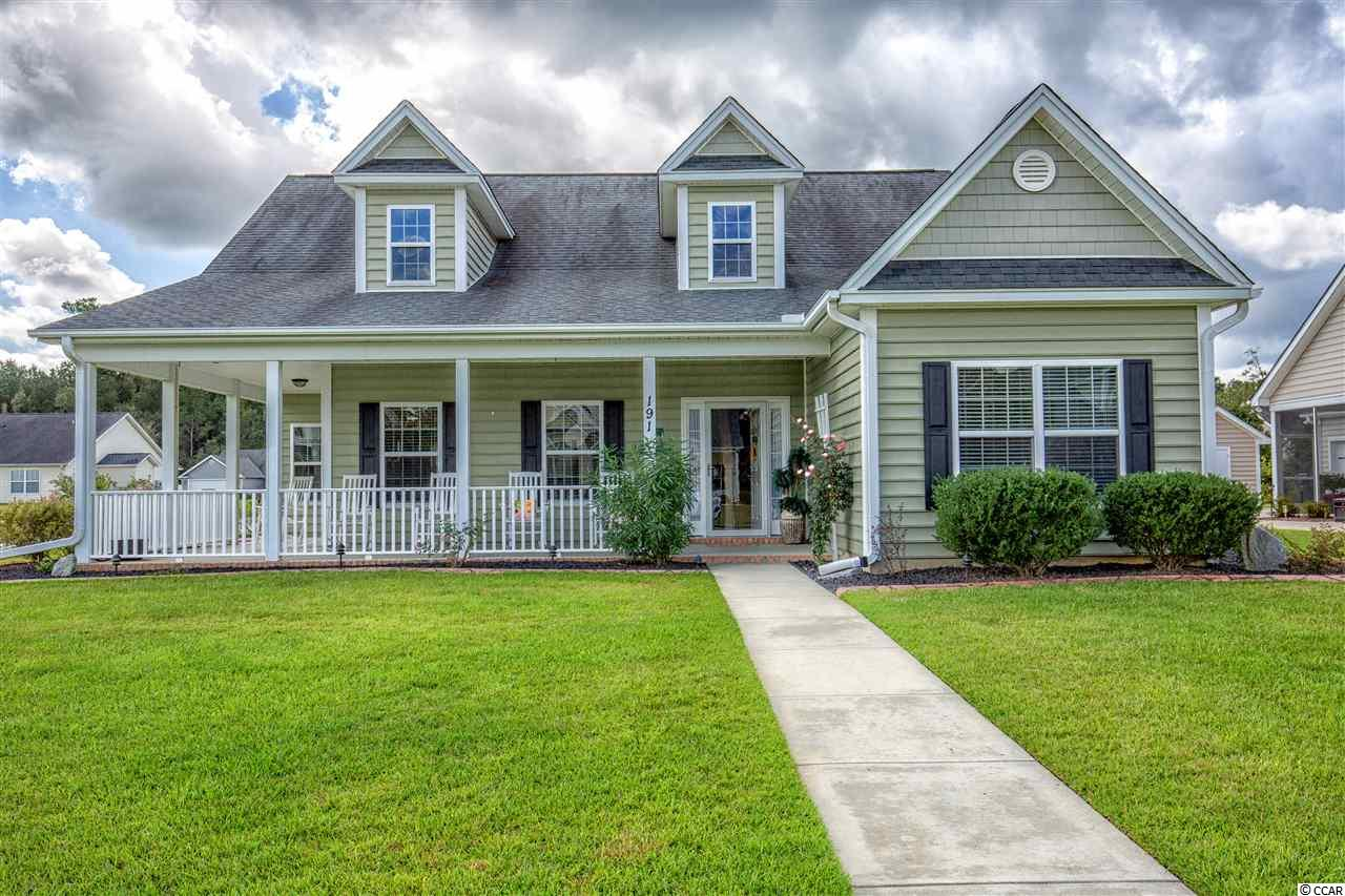 Detached MLS:1820305   191 Southbury Dr. Myrtle Beach SC