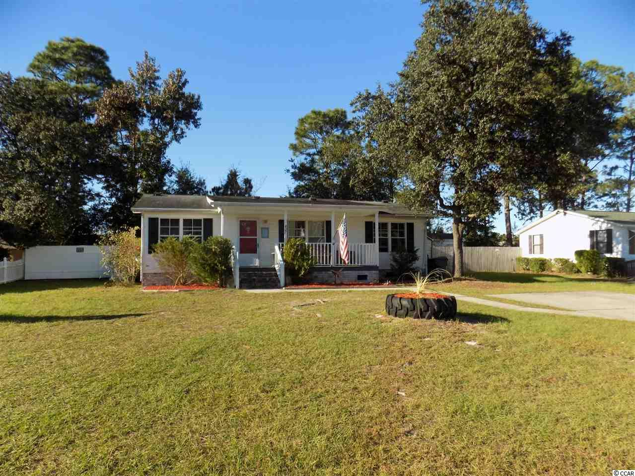 Manufactured with Land MLS:1820318   427 Grapevine St. Myrtle Beach SC