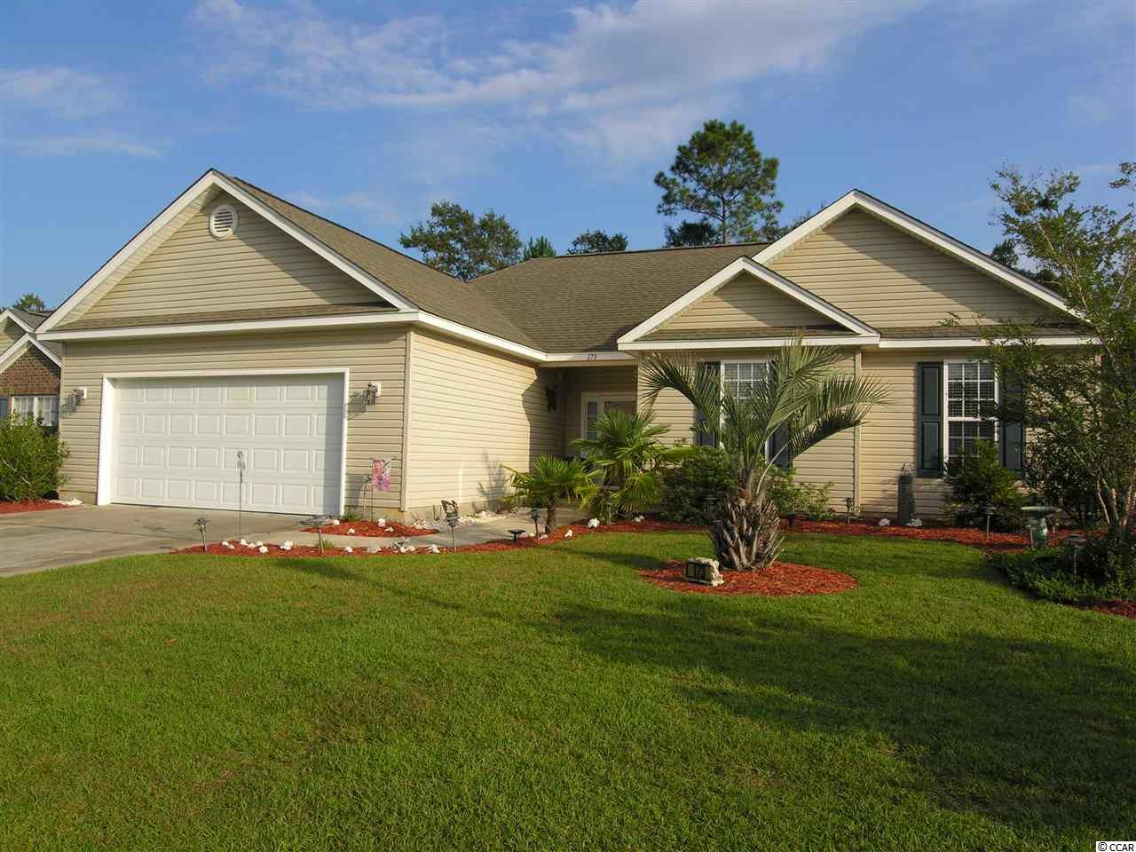 Detached MLS:1820371   173 Black Bear Rd. Myrtle Beach SC