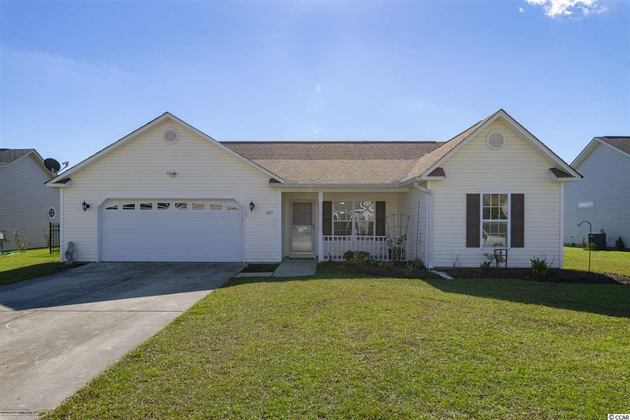 Detached MLS:1820412   457 West Perry Rd. Myrtle Beach SC