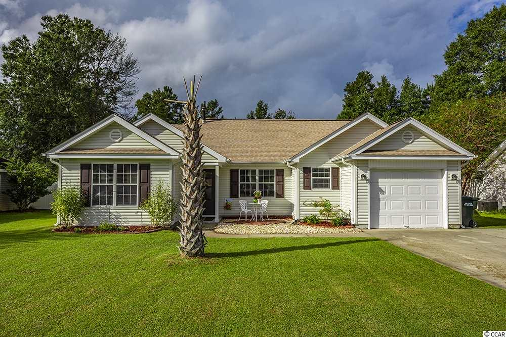 Detached MLS:1820433   209 Kestrel Ct. Myrtle Beach SC