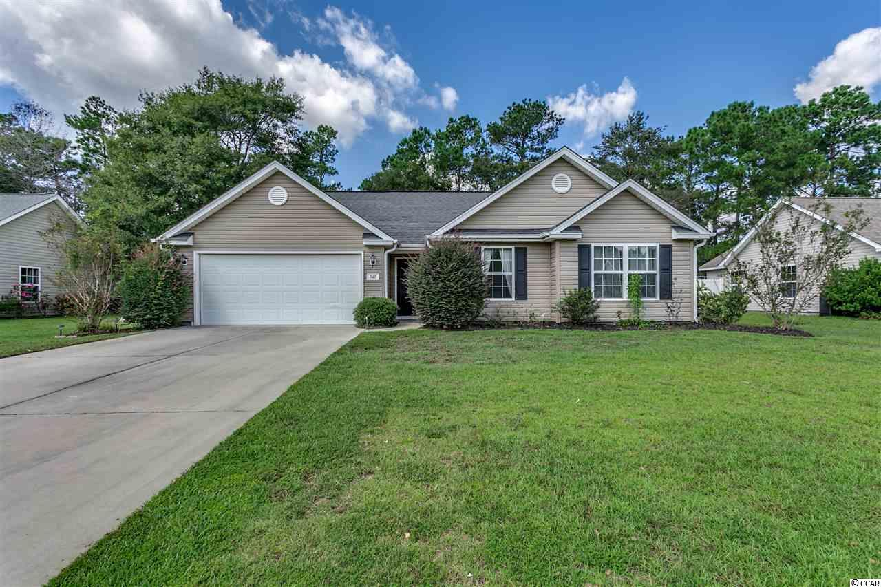 Detached MLS:1820445   342 Southern Branch Dr. Myrtle Beach SC