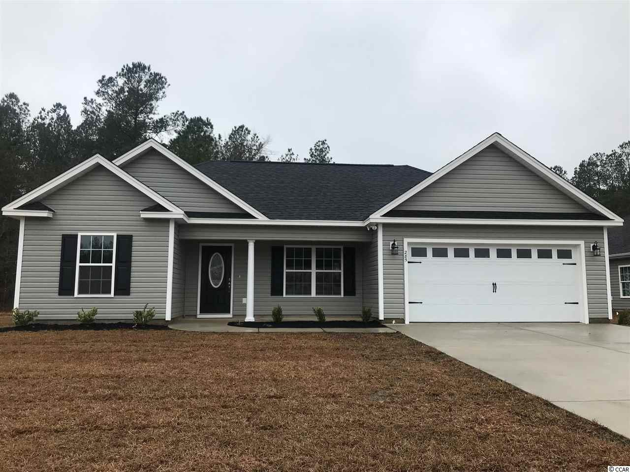 Detached MLS:1820495   285 MacArthur Dr. Conway SC