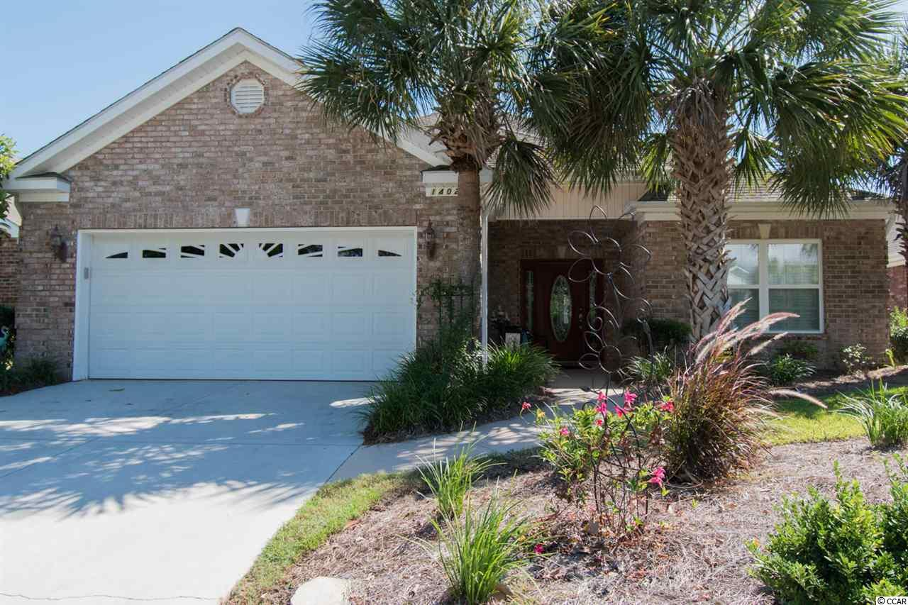 Detached MLS:1820515   1402 Landfall Dr. North Myrtle Beach SC