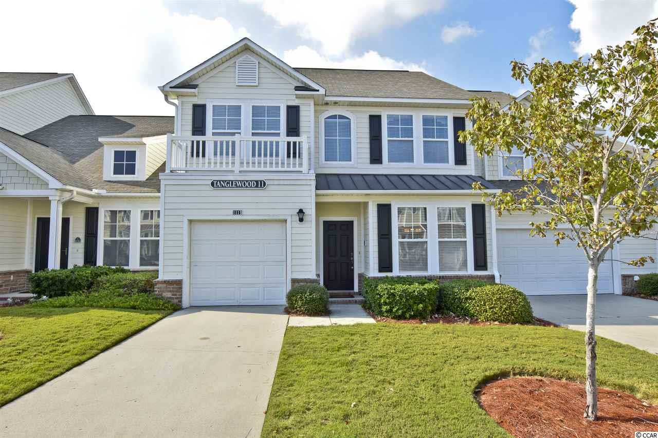 Townhouse MLS:1820538 TANGLEWOOD AT BAREFOOT RESORT  6095 Catalina Dr. North Myrtle Beach SC
