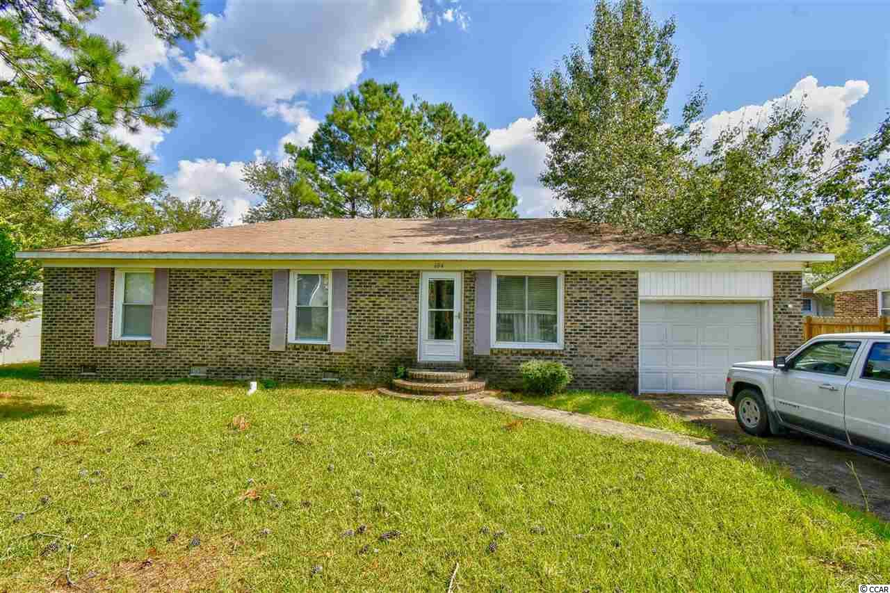 Detached MLS:1820544   604 Rusty Rd. Conway SC