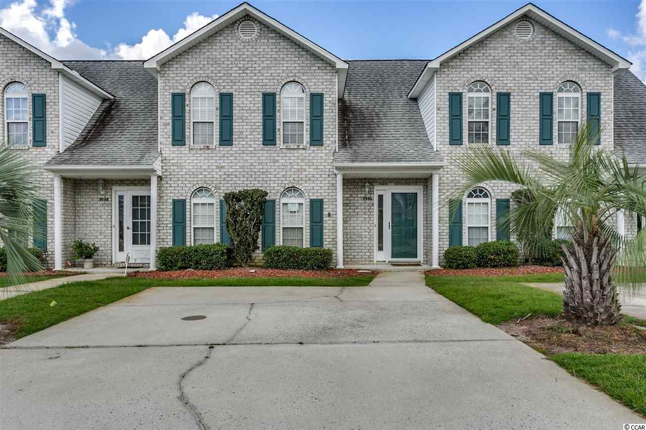 Townhouse MLS:1820564 TYBRE DOWNS  3946 Tybre Downs Circle Little River SC