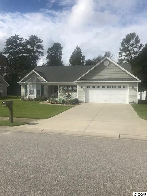 Detached MLS:1820567   290 Georgia Mae Loop Conway SC
