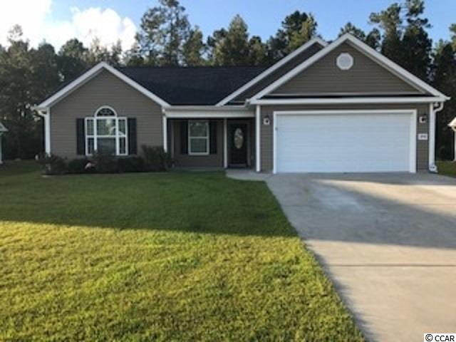 Detached MLS:1820569   292 Beulah Circle Conway SC