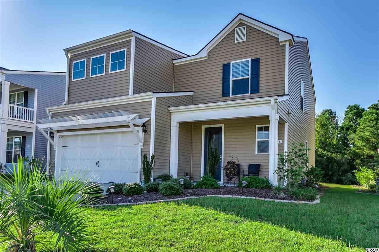 Detached MLS:1820598   4216 Livorn Loop Myrtle Beach SC