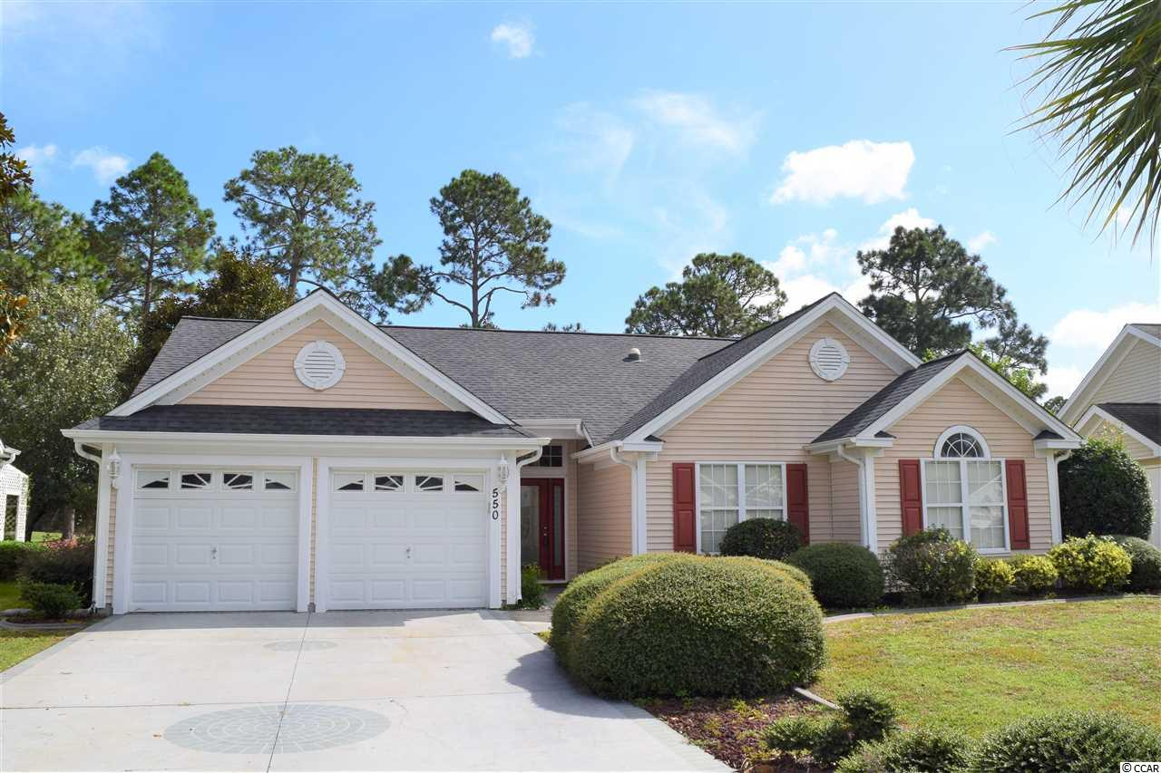 Detached MLS:1820601   550 Wildflower Trail Myrtle Beach SC