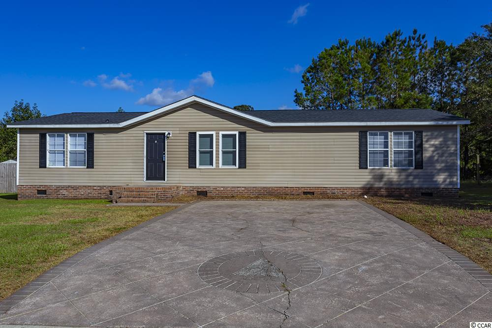 Manufactured with Land MLS:1820622   3028 Denine Dr. Conway SC
