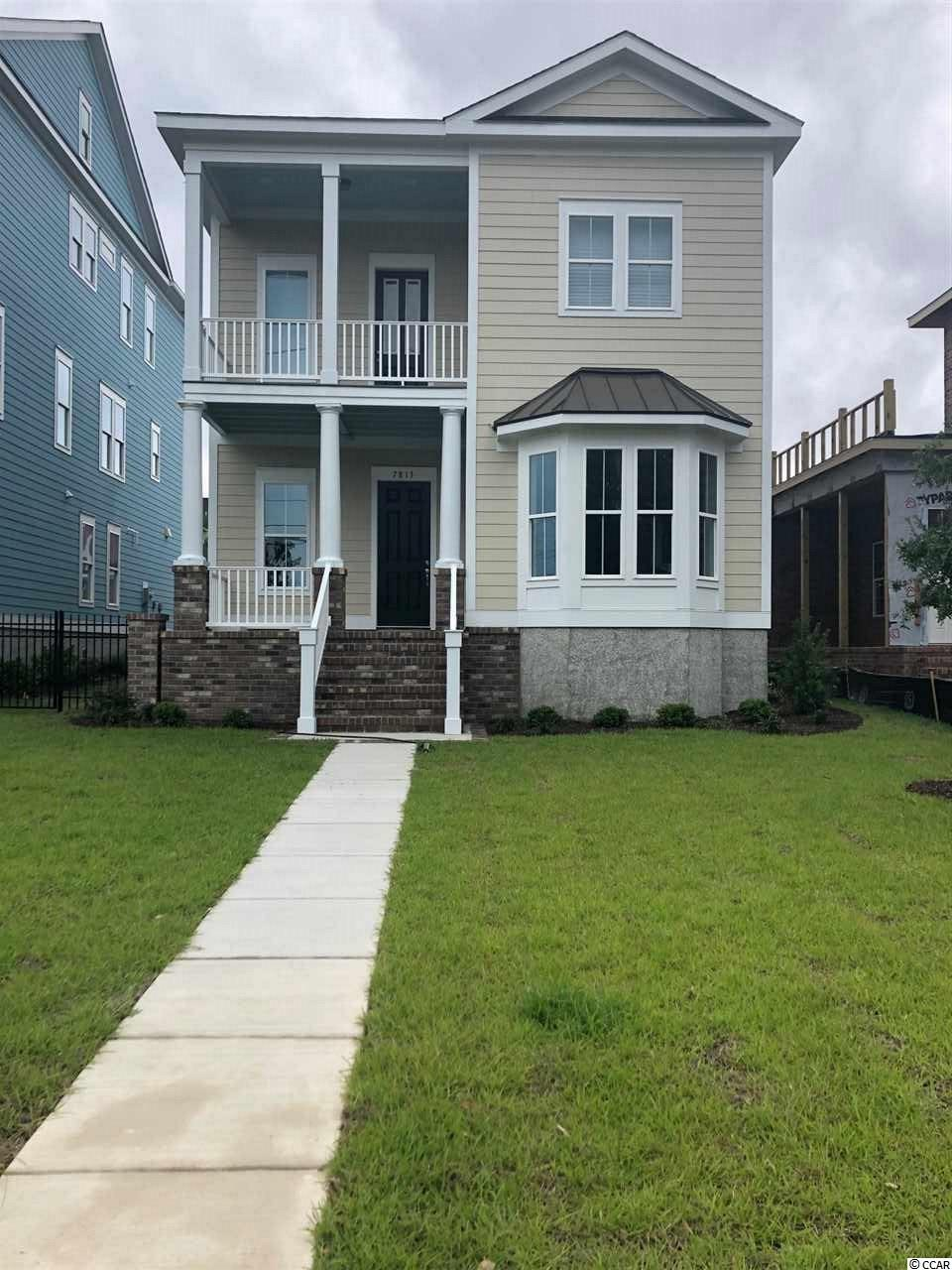 Detached MLS:1820639   7813 N Ocean Blvd. Myrtle Beach SC