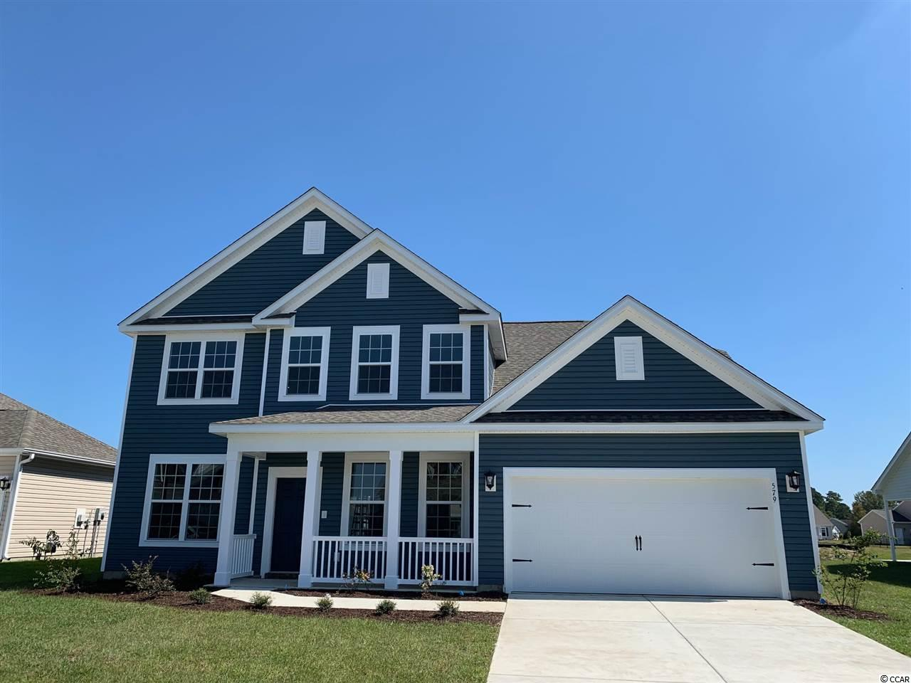 Detached MLS:1820649   579 Hickman St. Surfside Beach SC