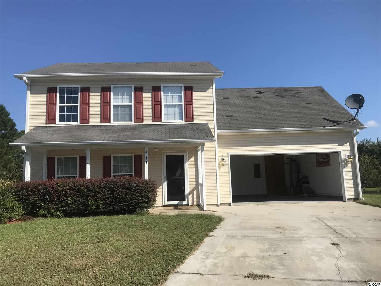 Detached MLS:1820651   4574 Hidden Creek Ct. Myrtle Beach SC