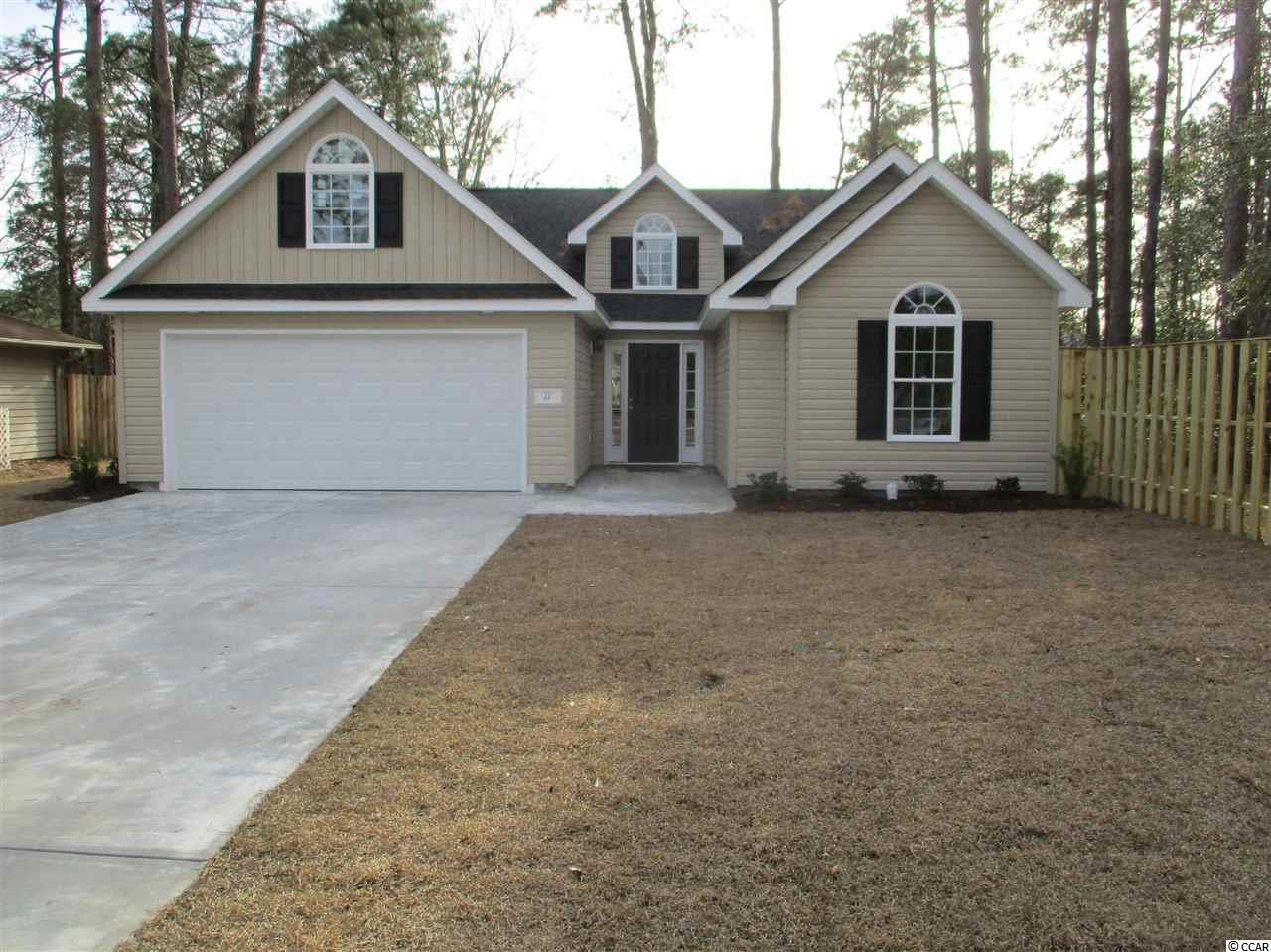 Detached MLS:1820657   11 Court 11 Northwest Dr. Carolina Shores NC