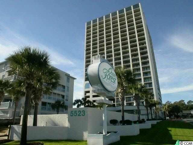 Ocean View,End Unit Condo in OCEAN FOREST PL : Myrtle Beach South Carolina