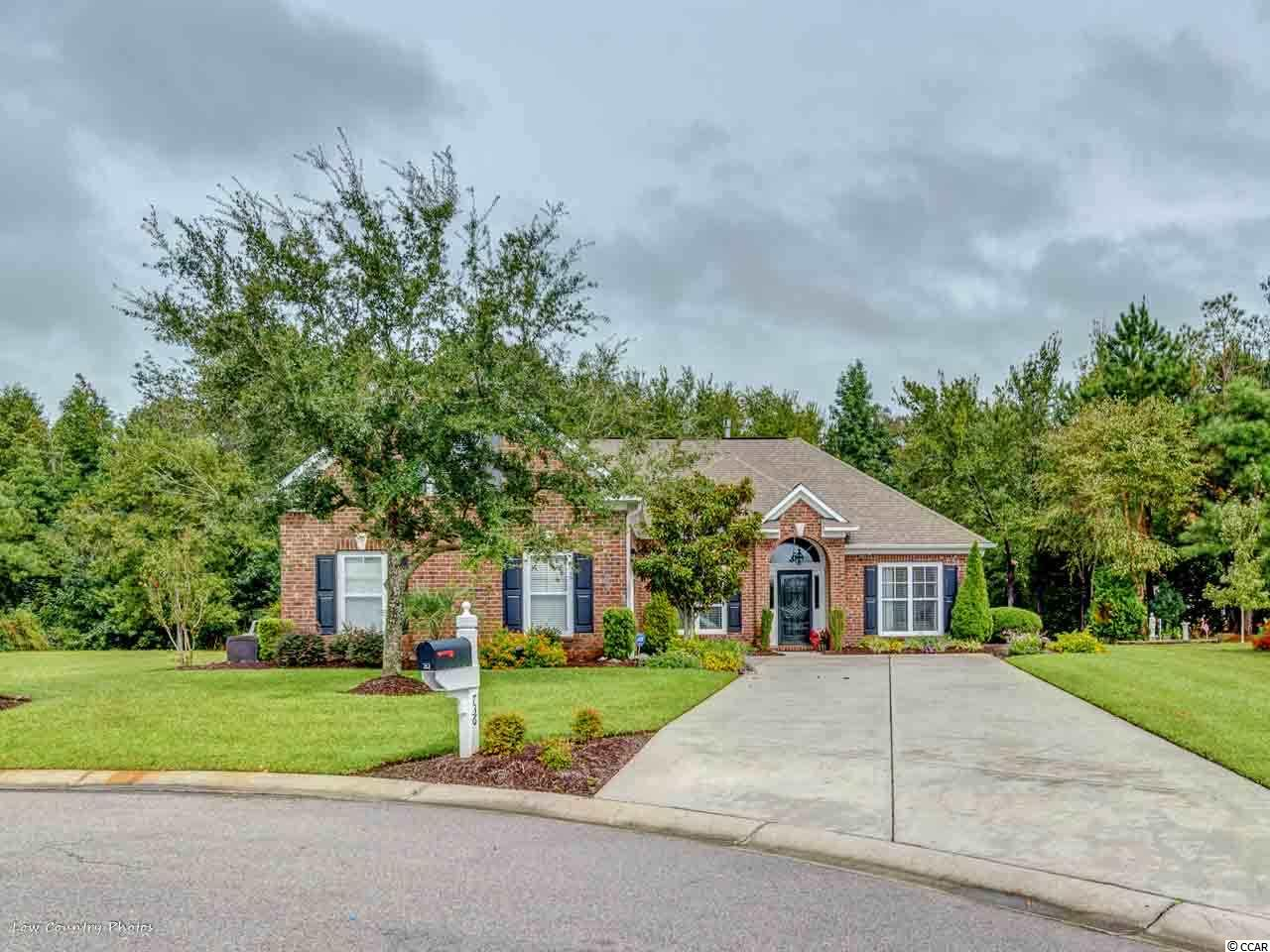Detached MLS:1820660   736 Wigston Ct. Myrtle Beach SC