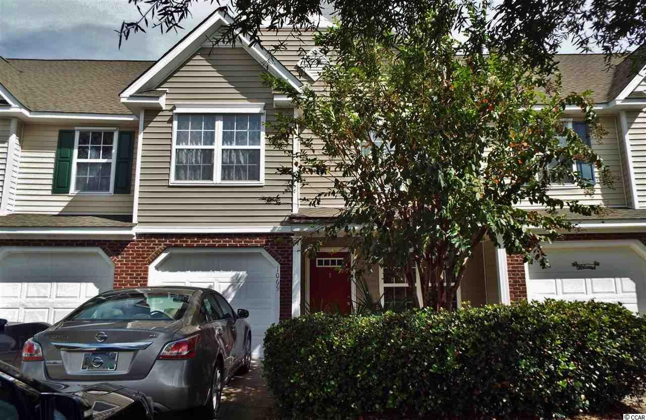 Townhouse MLS:1820672 Sawgrass East - Carolina Forest  1065 Stanton Pl. Myrtle Beach SC