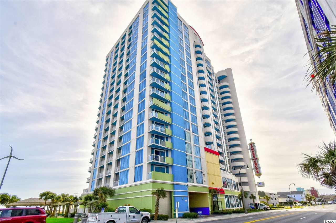 Condo MLS:1820704 Towers On The Grove - Cherry Gro  2100 N Ocean Blvd. North Myrtle Beach SC