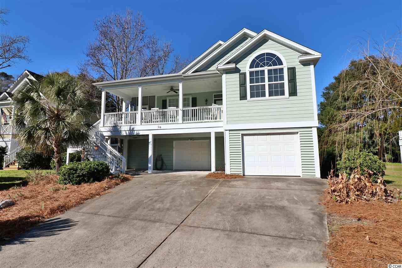 Detached MLS:1820721   59 Marsh Point Dr. Pawleys Island SC