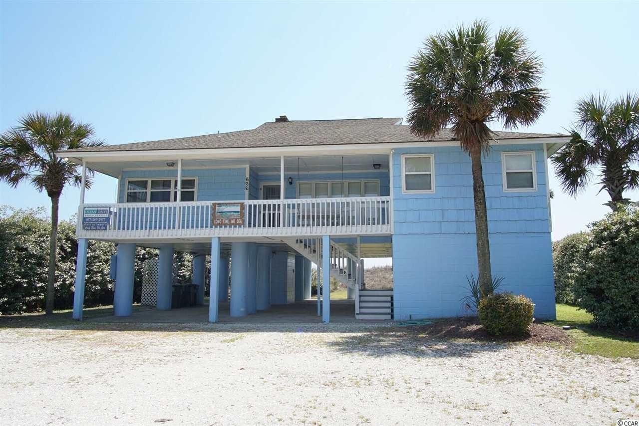 Detached MLS:1820737   606 N Ocean Blvd. North Myrtle Beach SC