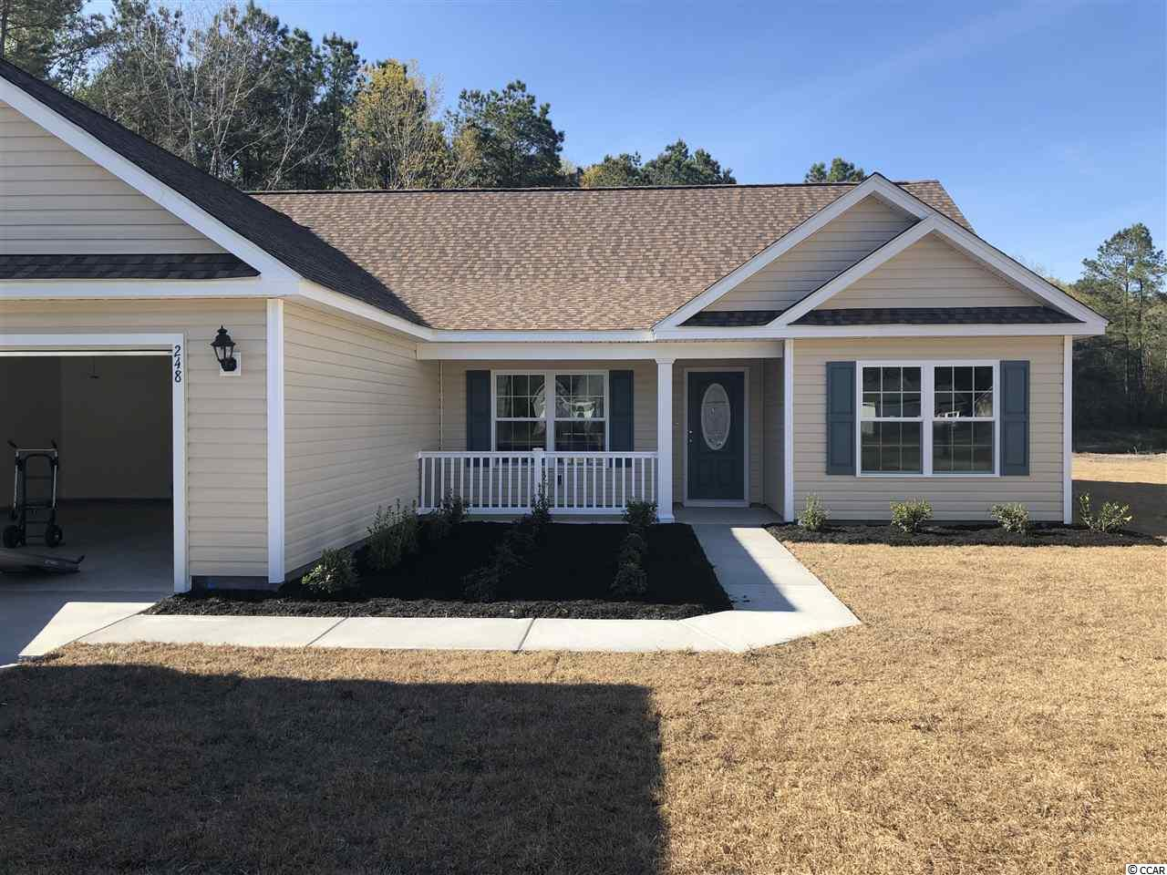 Detached MLS:1820753   TBB Lot 14 Timber Run Dr. Georgetown SC