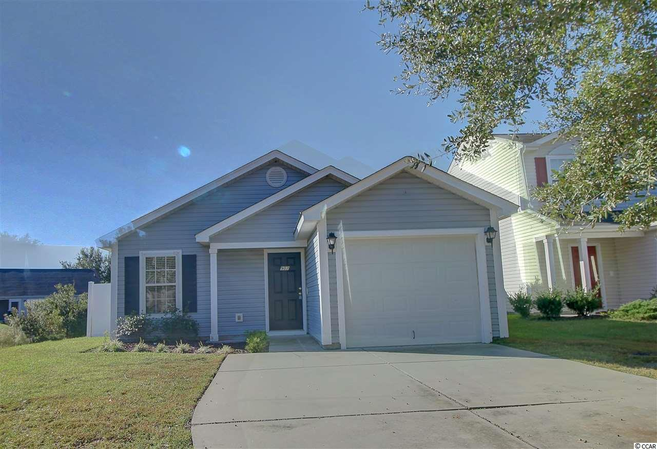 Detached MLS:1820844   907 Silvercrest Dr. Myrtle Beach SC