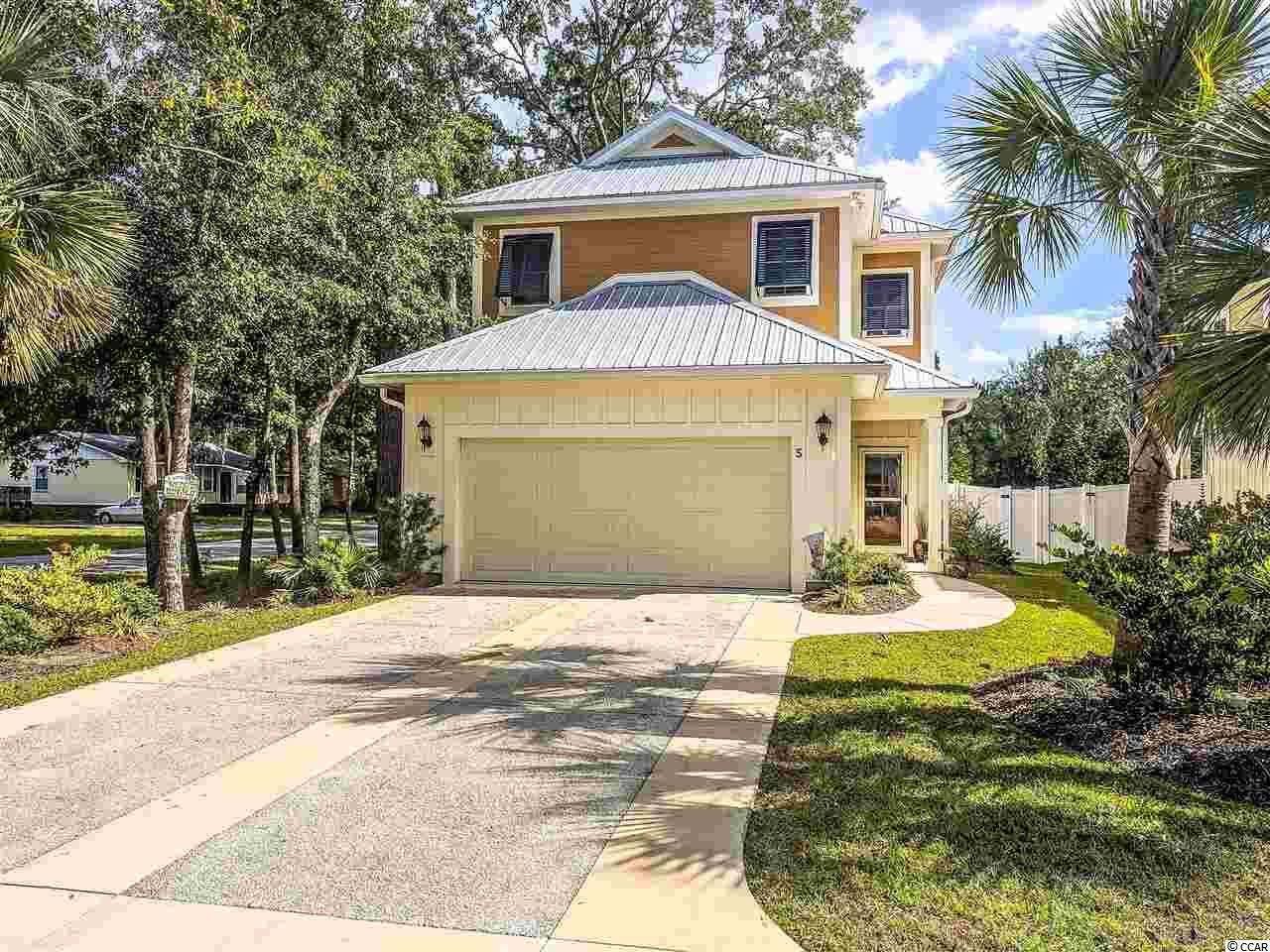 Detached MLS:1820853   5 Ruth St. Murrells Inlet SC