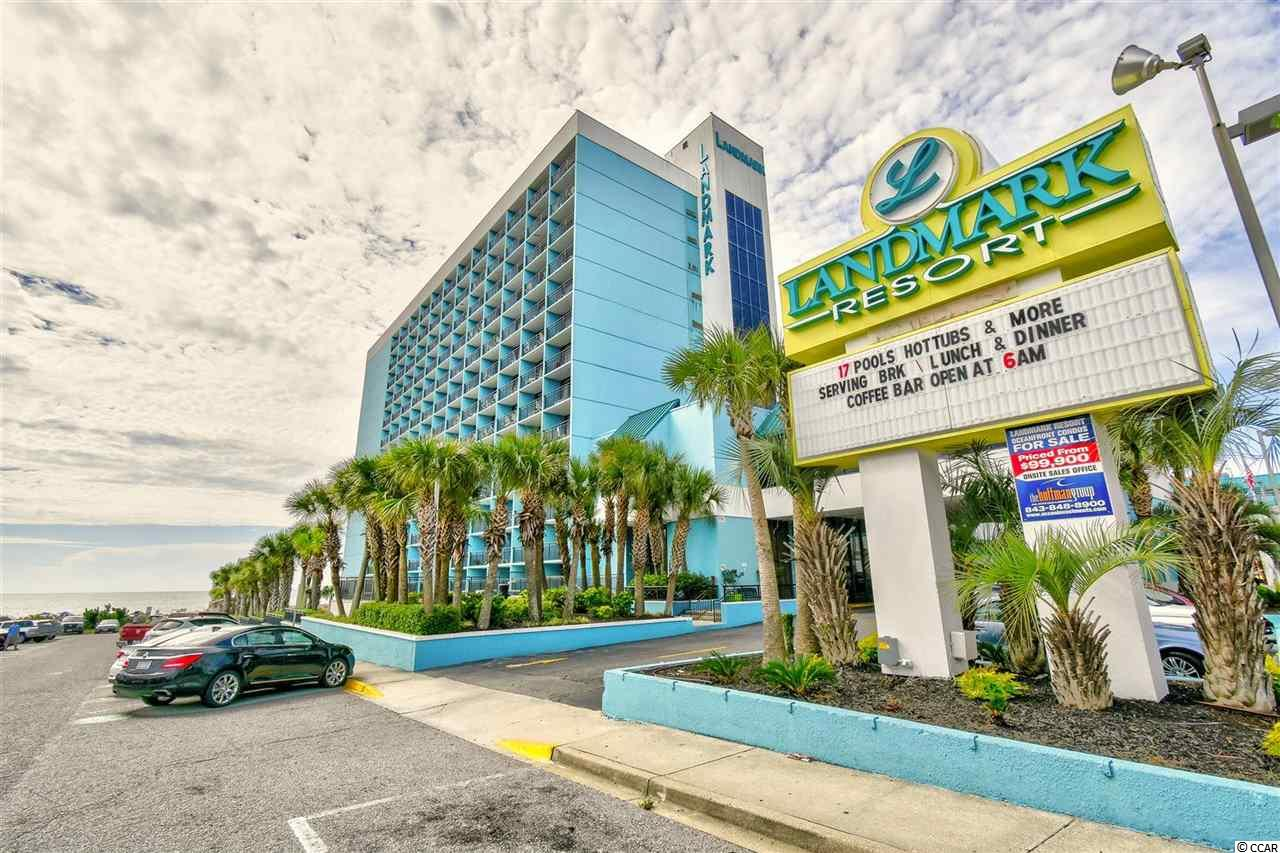 Condo MLS:1820975 Landmark Resort  1501 S Ocean Blvd. Myrtle Beach SC