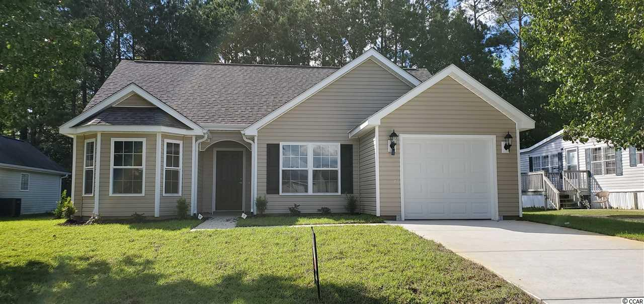 Detached MLS:1821005   3817 Mayfield Dr. Conway SC