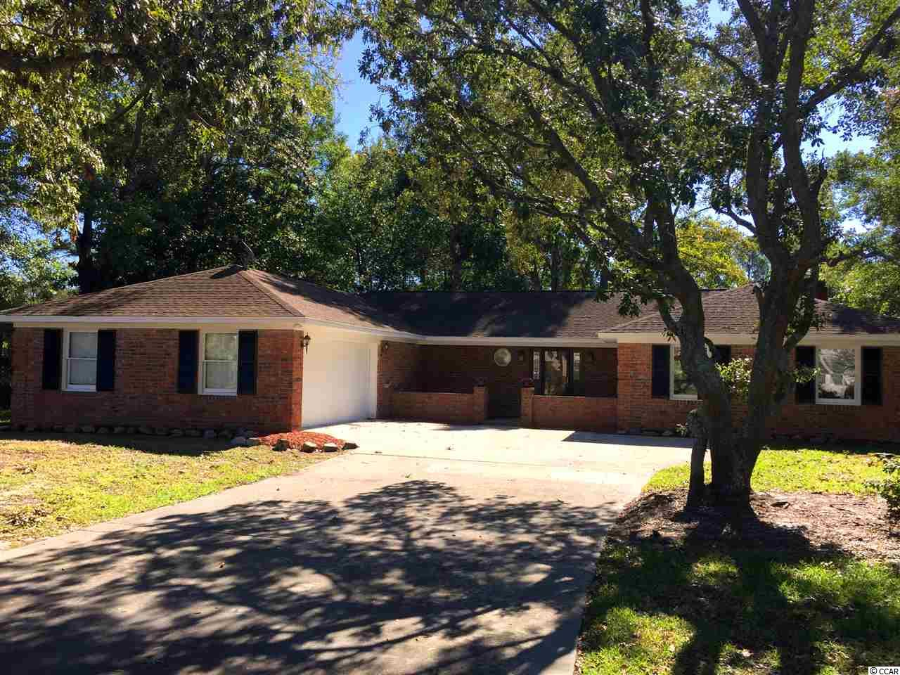 Detached MLS:1821010   1565 Crooked Pine Dr. Surfside Beach SC
