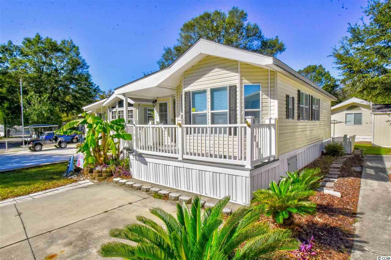 Manufactured with Land MLS:1821062   5400 Little River Neck Rd. North Myrtle Beach SC