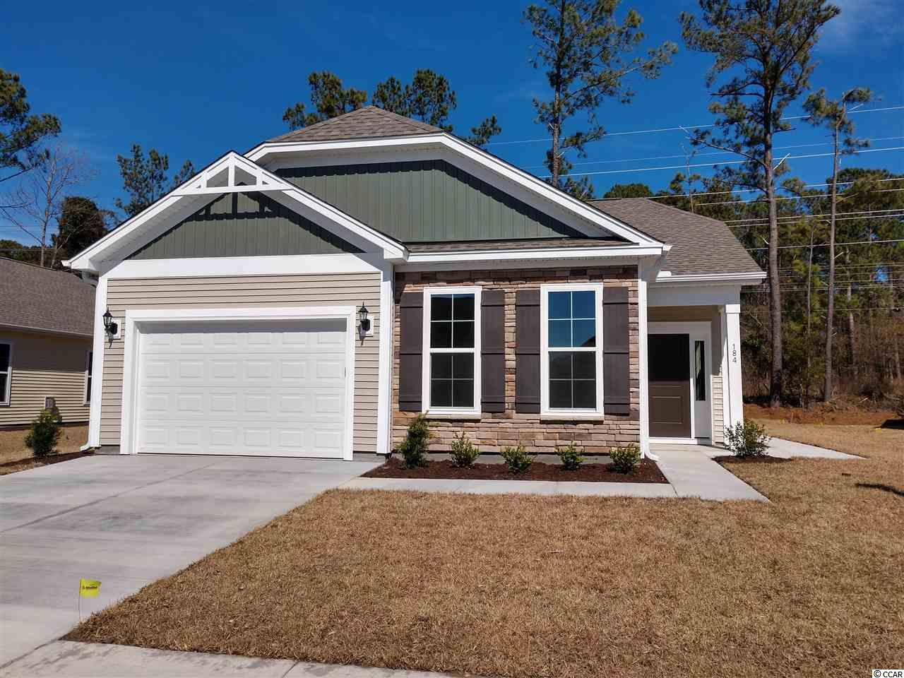 Detached MLS:1821092   184 Heron Lake Ct. Murrells Inlet SC