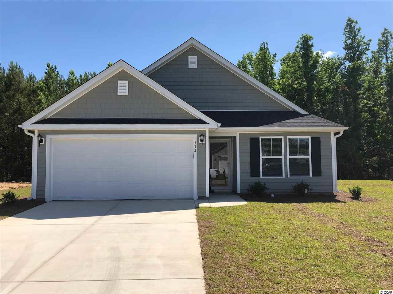 Detached MLS:1821107   532 Truitt Dr. Longs SC