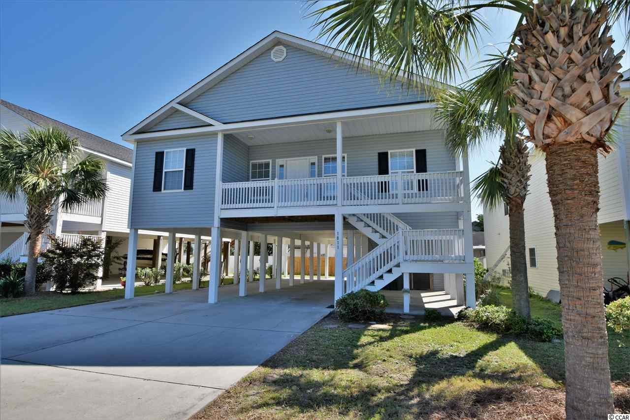 Detached MLS:1821125   1811 Madison Dr. North Myrtle Beach SC