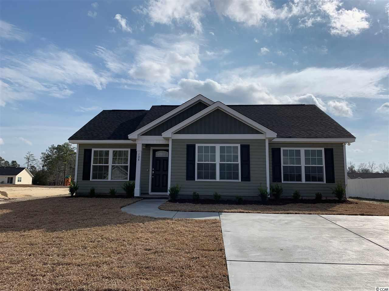 Detached MLS:1821161   106 Pumpkin Ash Loop Conway SC