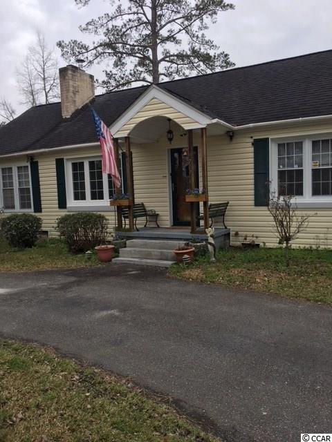 Detached MLS:1821162   707 15th Ave. Conway SC